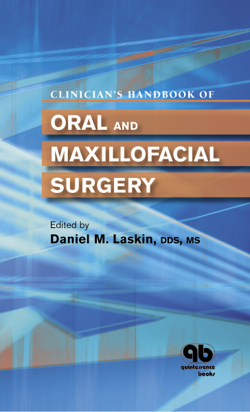 Clinician's Handbook of Oral and Maxillofacial Surgery,